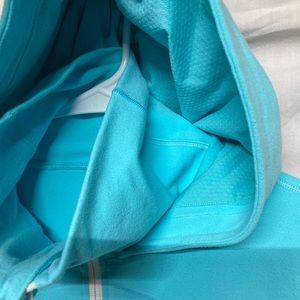 lululemon athletica Jackets & Coats - Lululemon Stride Jacket with Hood. Sz 12
